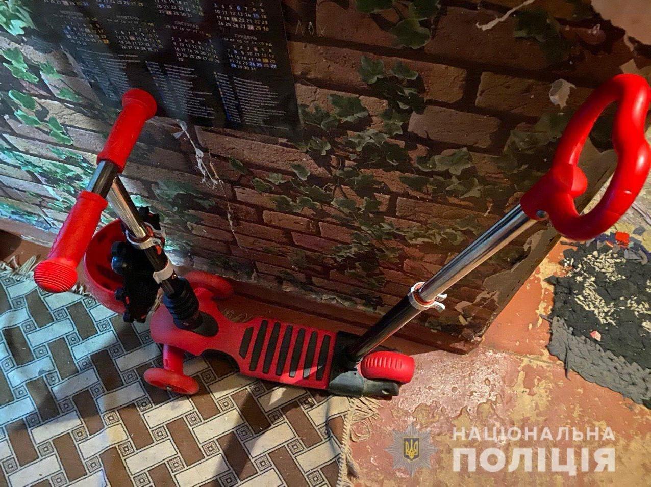 В Харьковской области мужчина украл самокат у ребенка, - ФОТО, фото-2