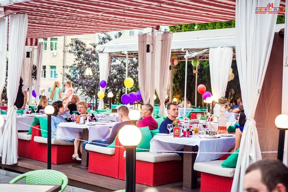 Заведения с летними террасами в Харькове, фото-67