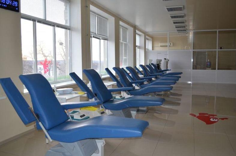 фото: Харьковский областной центр службы крови