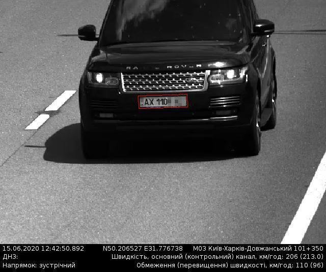 Мчали больше 200 км/ч: два Range Rover на харьковских номерах устроили гонки на трассе Киев–Харьков, - ФОТО, фото-2