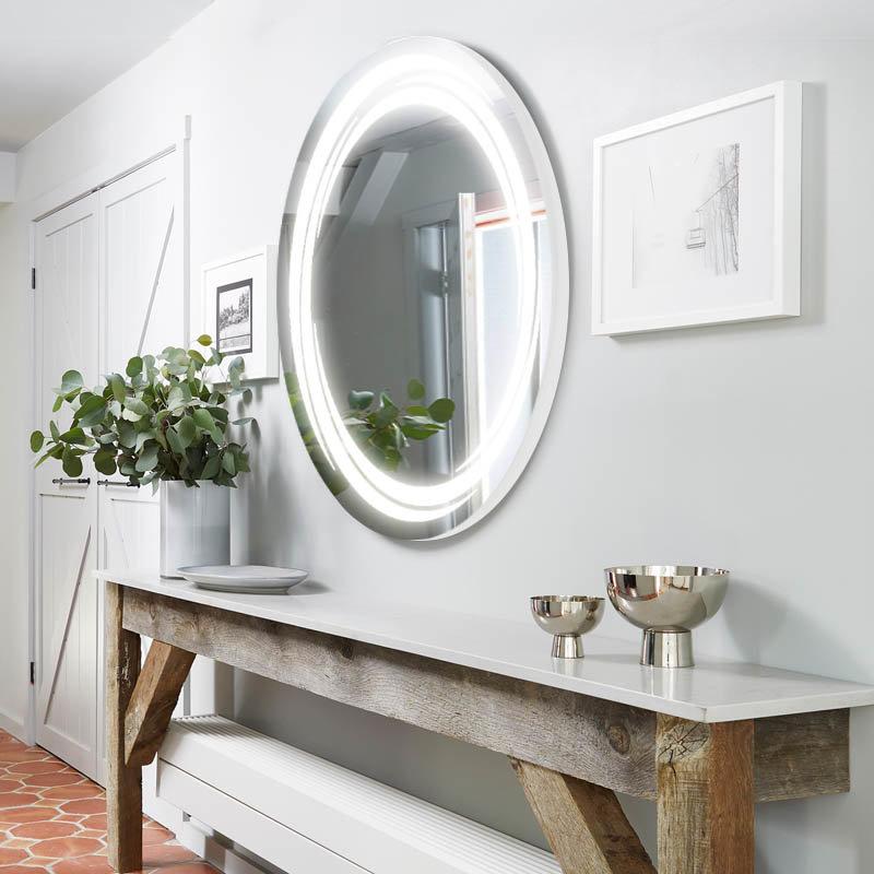 Мечтаете создать в своем доме зеркальное настроение? Интернет-магазин OtragenieUA: Зеркала на заказ от производителя по самым привлекатель..., фото-17