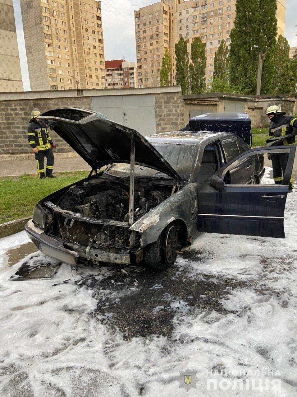 В Харькове за ночь сожгли два автомобиля, - ФОТО, фото-2
