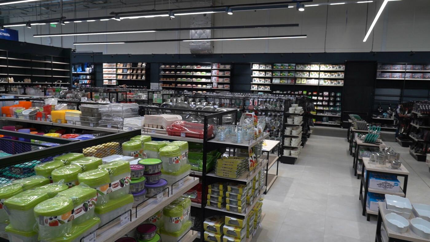 «Епіцентр» оновив свій перший торговельний центр у Харкові, фото-4