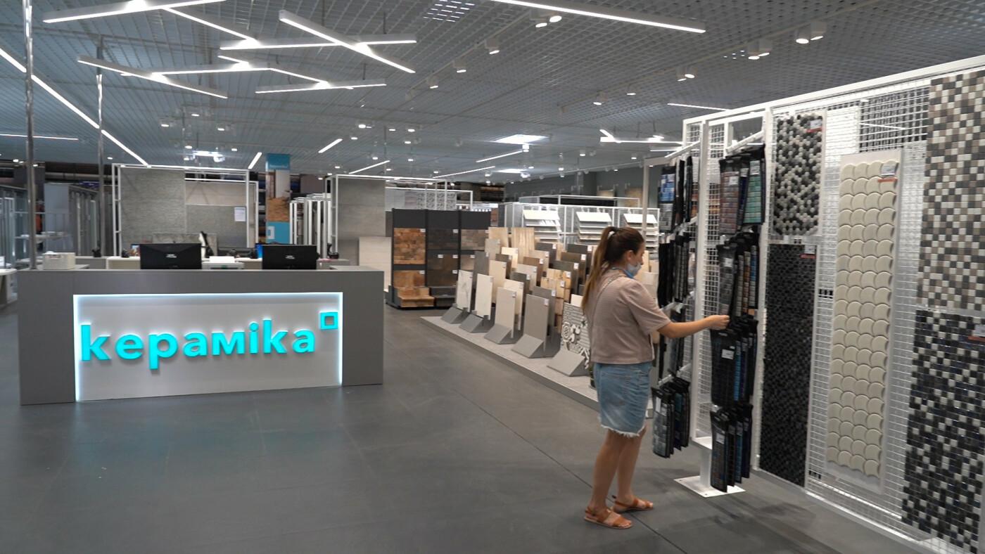 «Епіцентр» оновив свій перший торговельний центр у Харкові, фото-17