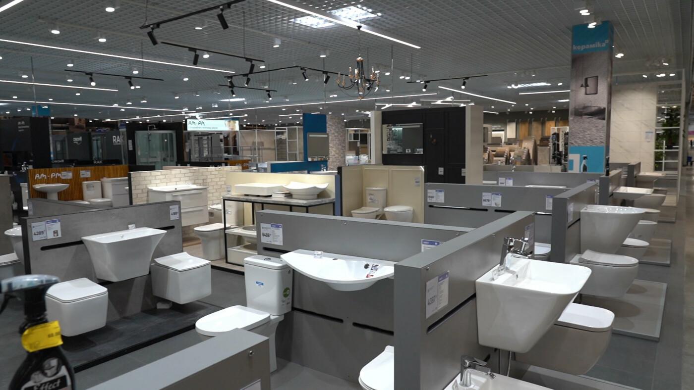 «Епіцентр» оновив свій перший торговельний центр у Харкові, фото-18