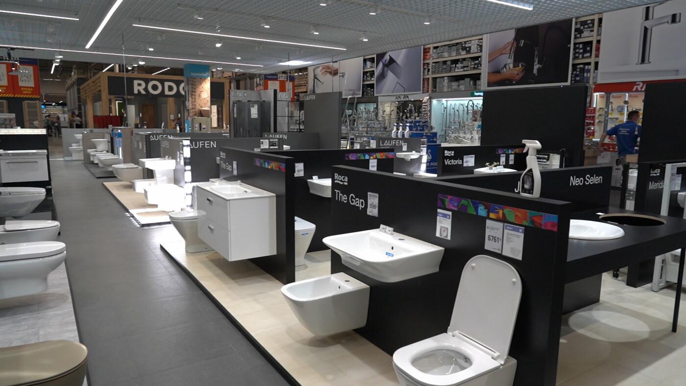 «Епіцентр» оновив свій перший торговельний центр у Харкові, фото-19