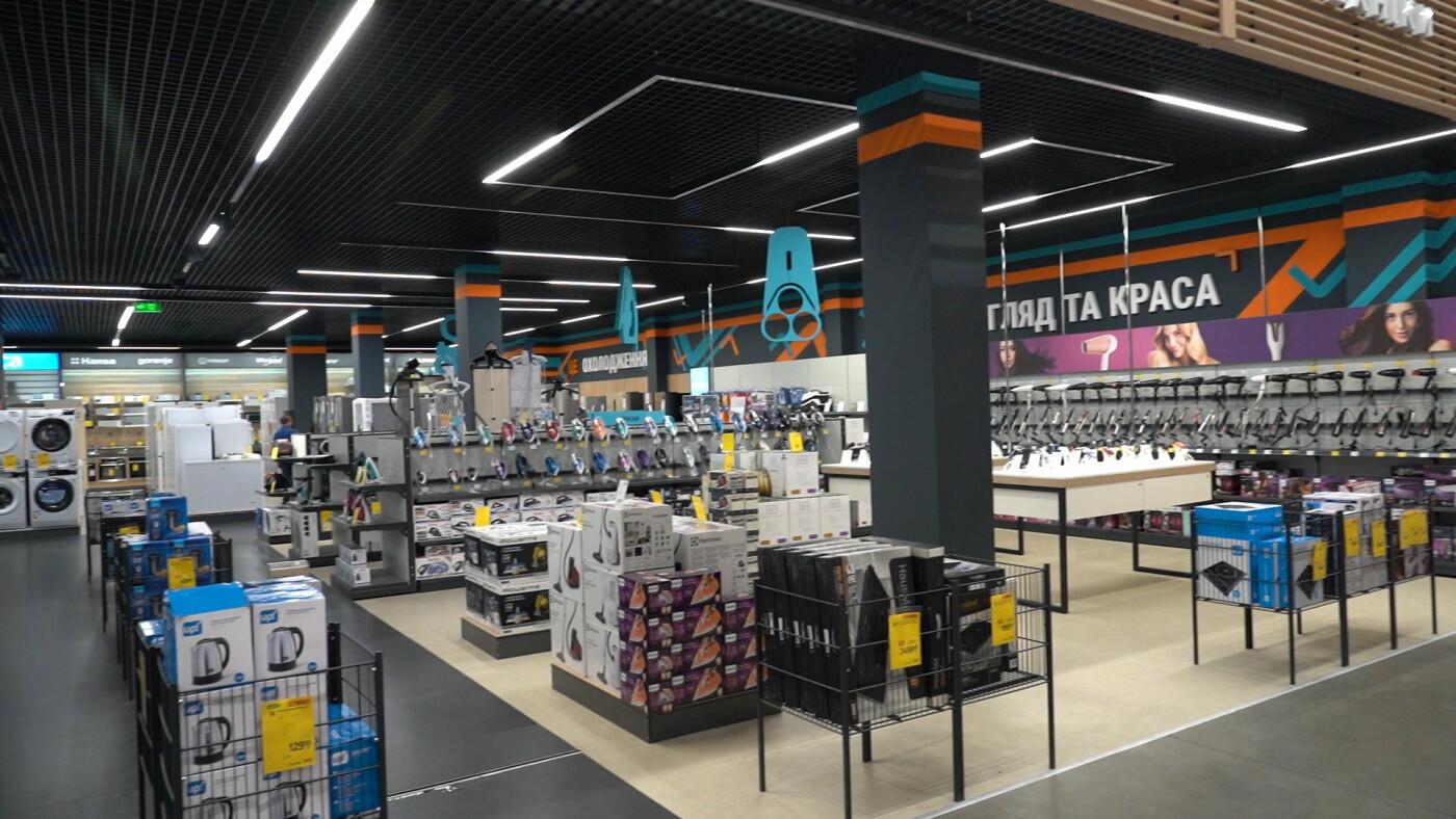 «Епіцентр» оновив свій перший торговельний центр у Харкові, фото-20