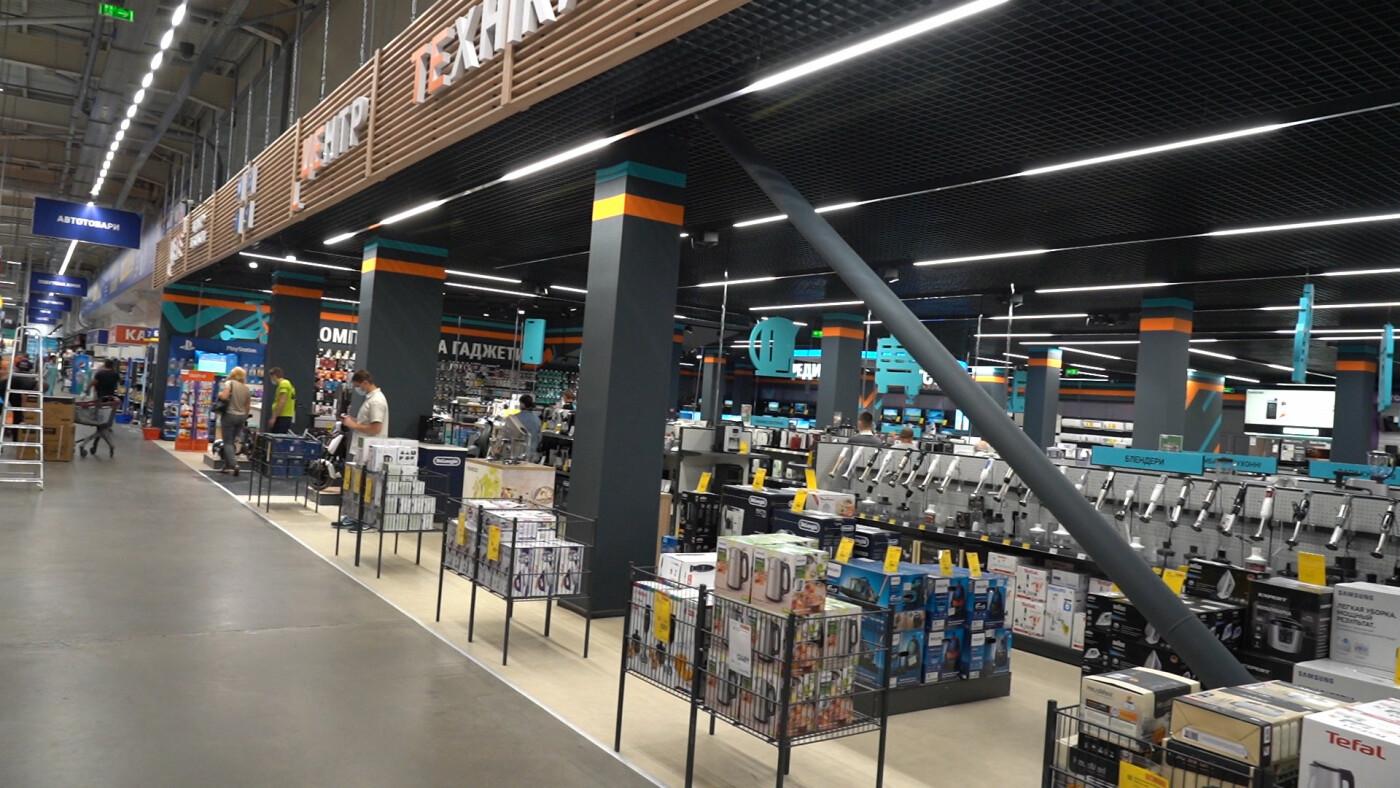 «Епіцентр» оновив свій перший торговельний центр у Харкові, фото-21