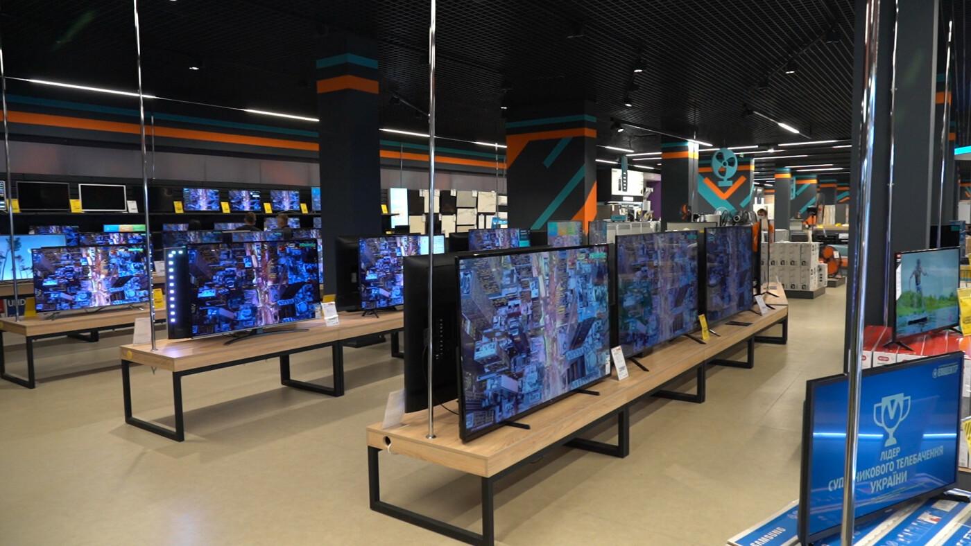 «Епіцентр» оновив свій перший торговельний центр у Харкові, фото-25
