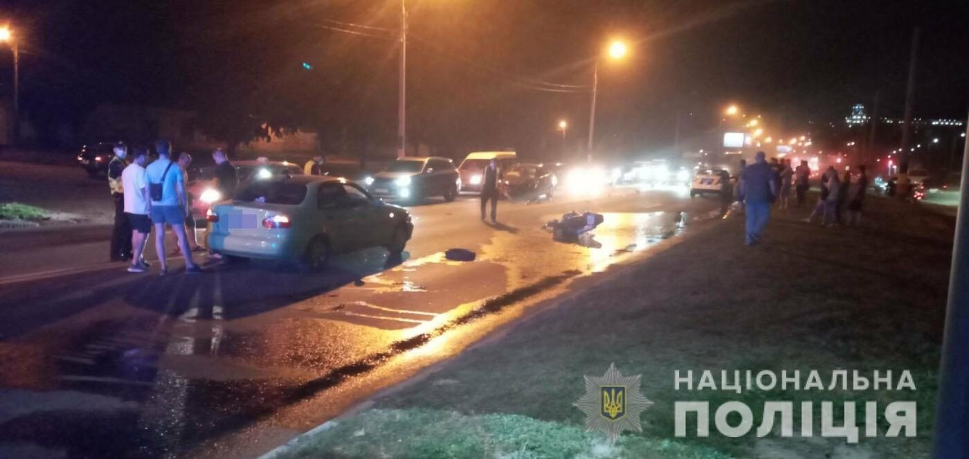 В Харькове мотоциклист выехал на «встречку» и врезался в авто: есть погибший и пострадавший, - ВИДЕО, фото-2