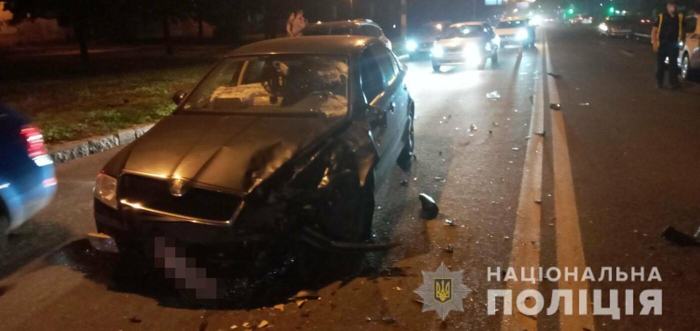 В Харькове мотоциклист выехал на «встречку» и врезался в авто: есть погибший и пострадавший, - ВИДЕО, фото-4