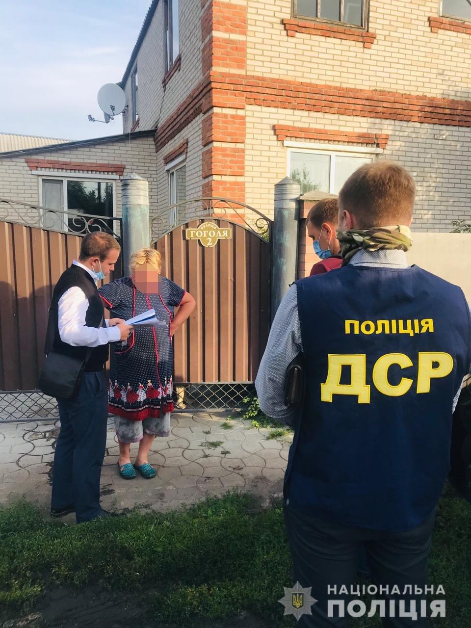 На Харьковщине полицейские разоблачили преступную группу в незаконной вырубке леса,- ФОТО, фото-4