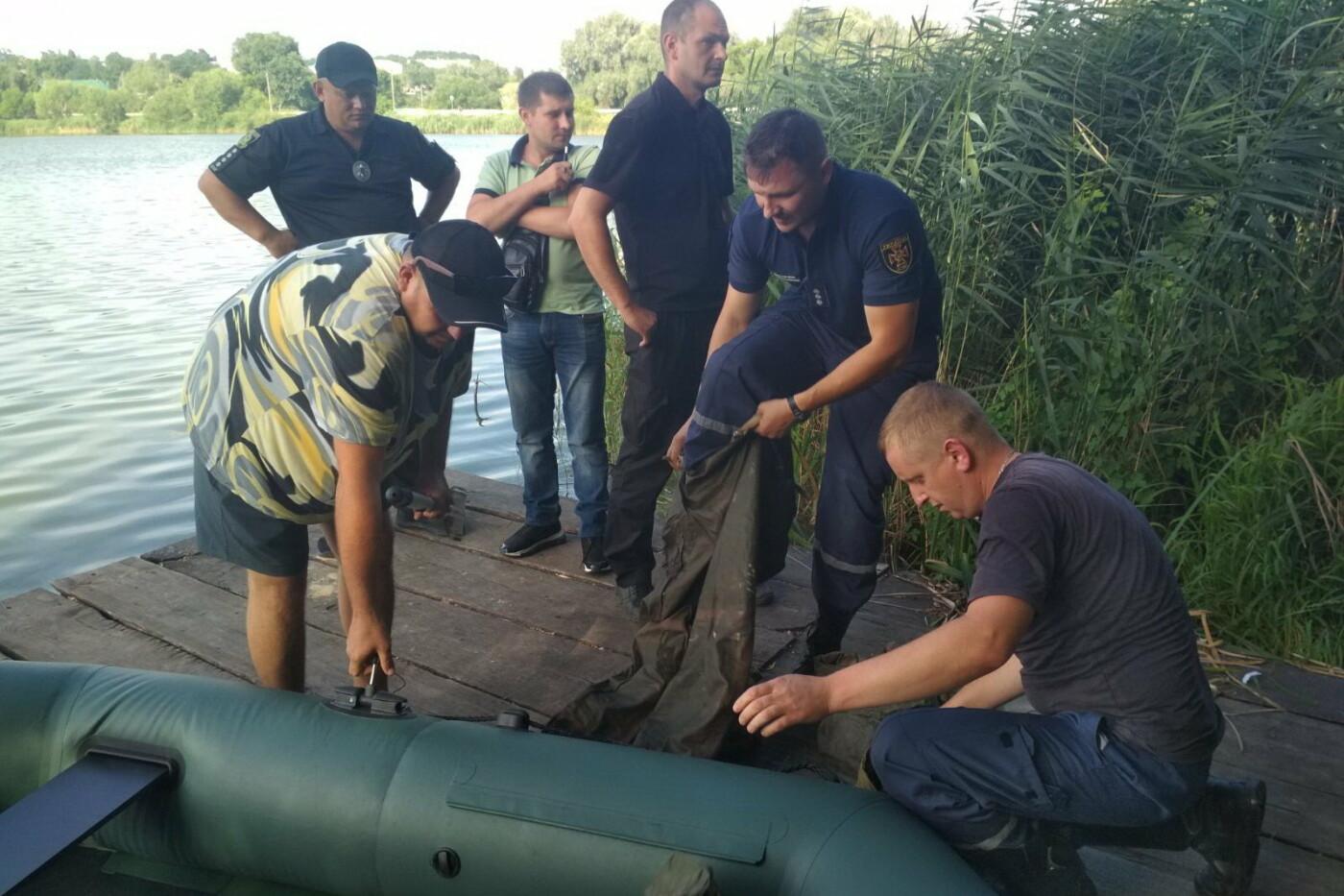 В Харьковской области нашли труп мужчины, утонувшего в местном пруду, - ФОТО, фото-2