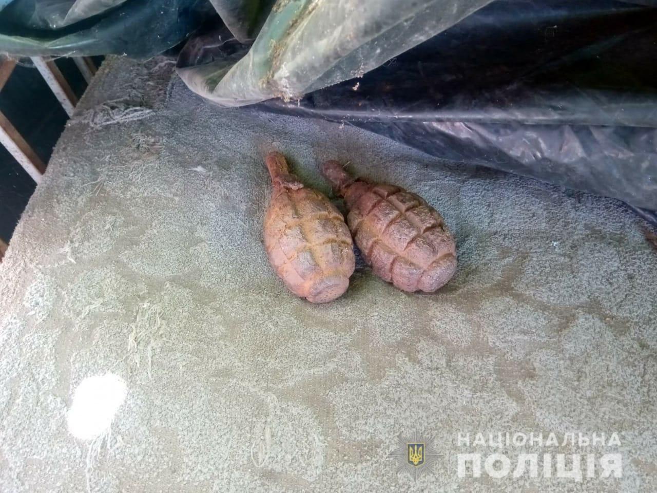 На Харьковщине силовики разоблачили местного жителя, хранившего в доме боеприпасы, - ФОТО, фото-2