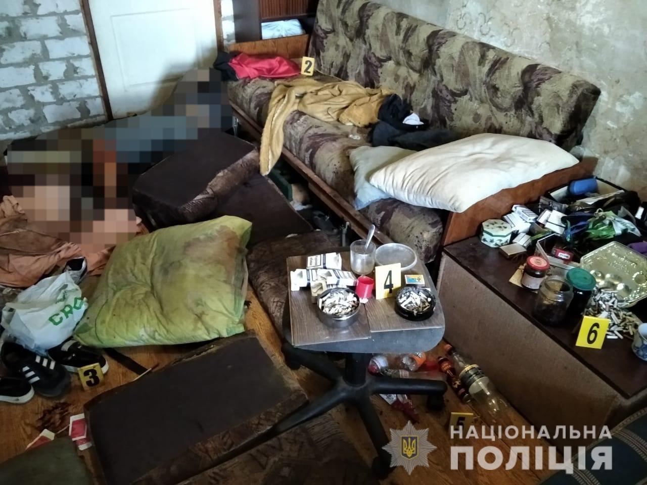 В Харькове пьяная женщина зарезала любовника и больше недели жила с его трупом в квартире, - ФОТО, фото-1