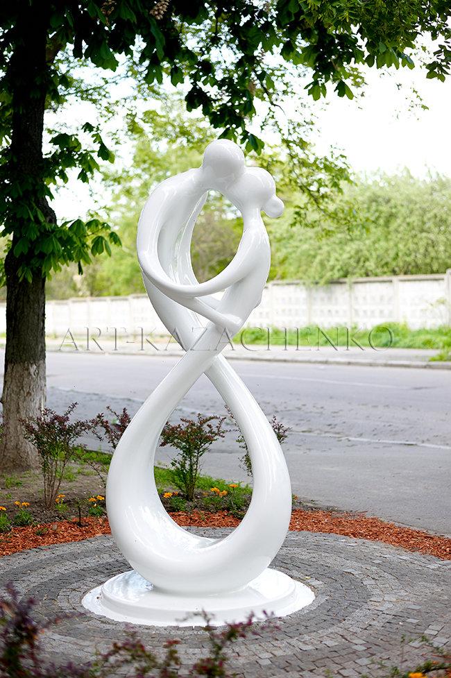 Скульптура в интерьере и в ландшафтном дизайне, фото-2