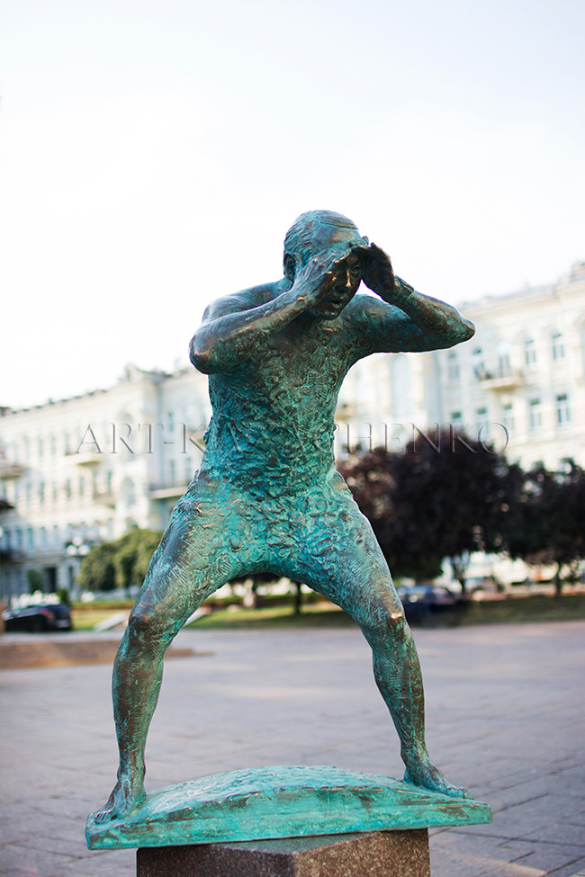 Скульптура в интерьере и в ландшафтном дизайне, фото-3