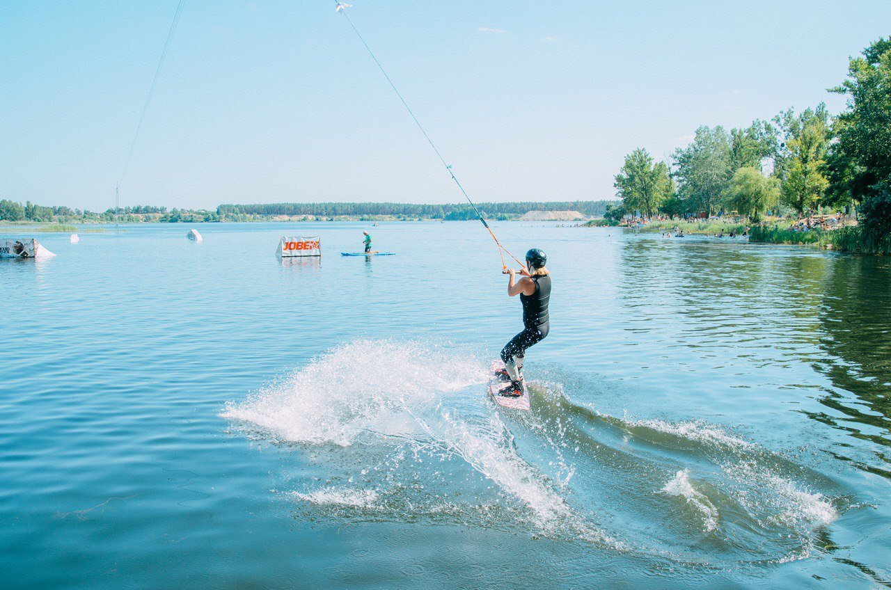 Активный отдых в Харькове - спортивные площадки, водный спорт, прокат и аренда транспорта, фото-30