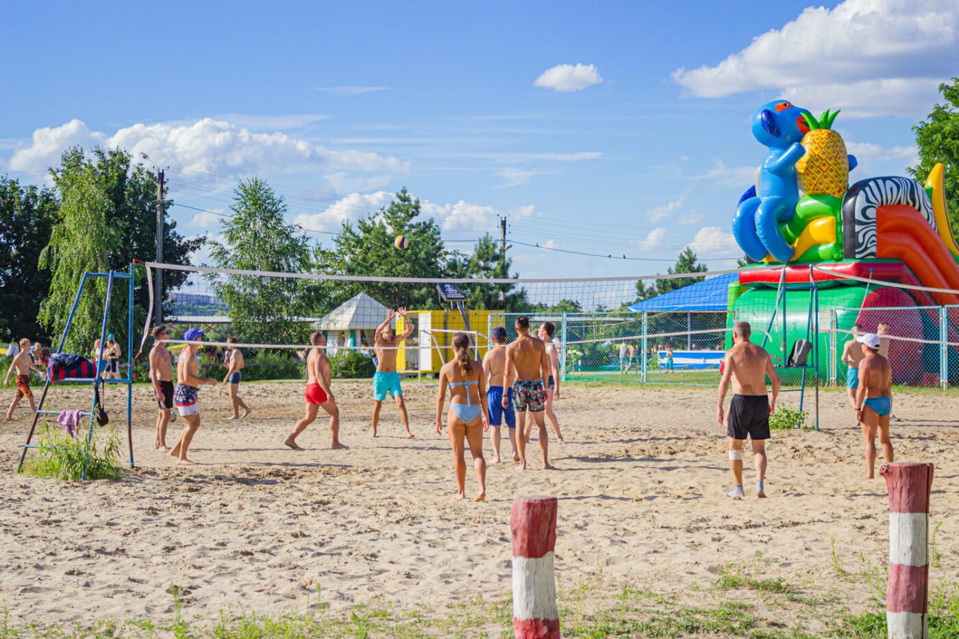 Отдых в городе - городские пляжи, летние площадки, детский отдых, фото-28