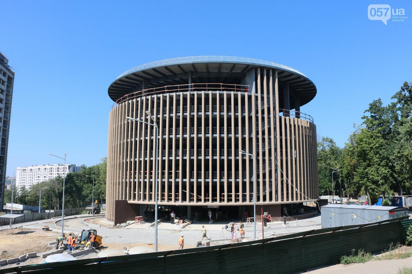 Сквер, паркинг и лавочки: ТОП завершенных строек Харькова за 2020 год, фото-13