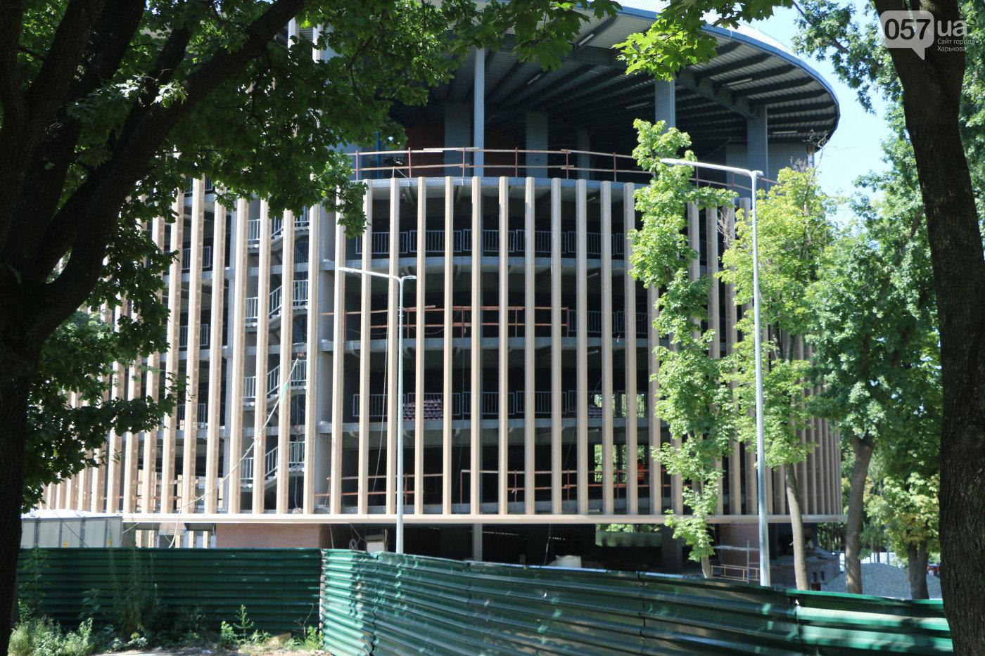 Сквер, паркинг и лавочки: ТОП завершенных строек Харькова за 2020 год, фото-14