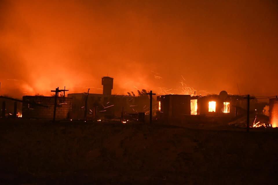 Харьковские спасатели тушат масштабные лесные пожары на Луганщине: среди жителей есть погибшие и пострадавшие, - ФОТО, фото-5
