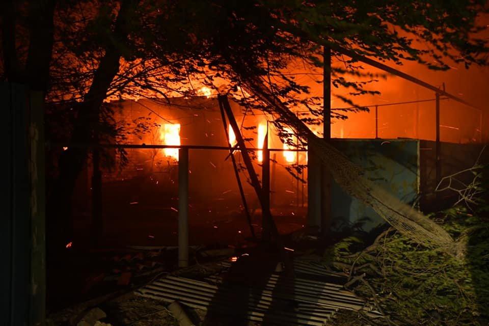 Харьковские спасатели тушат масштабные лесные пожары на Луганщине: среди жителей есть погибшие и пострадавшие, - ФОТО, фото-7