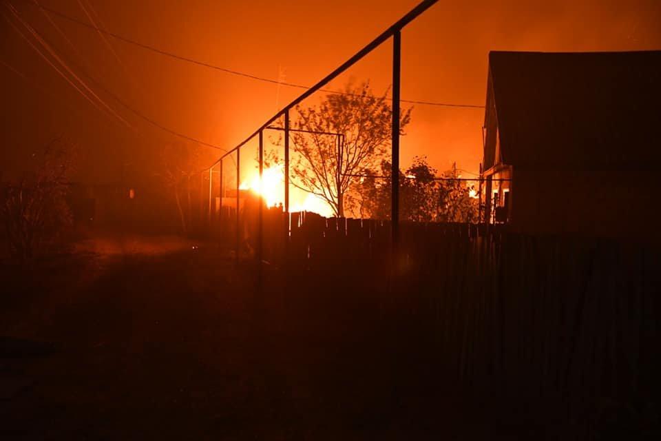 Харьковские спасатели тушат масштабные лесные пожары на Луганщине: среди жителей есть погибшие и пострадавшие, - ФОТО, фото-11
