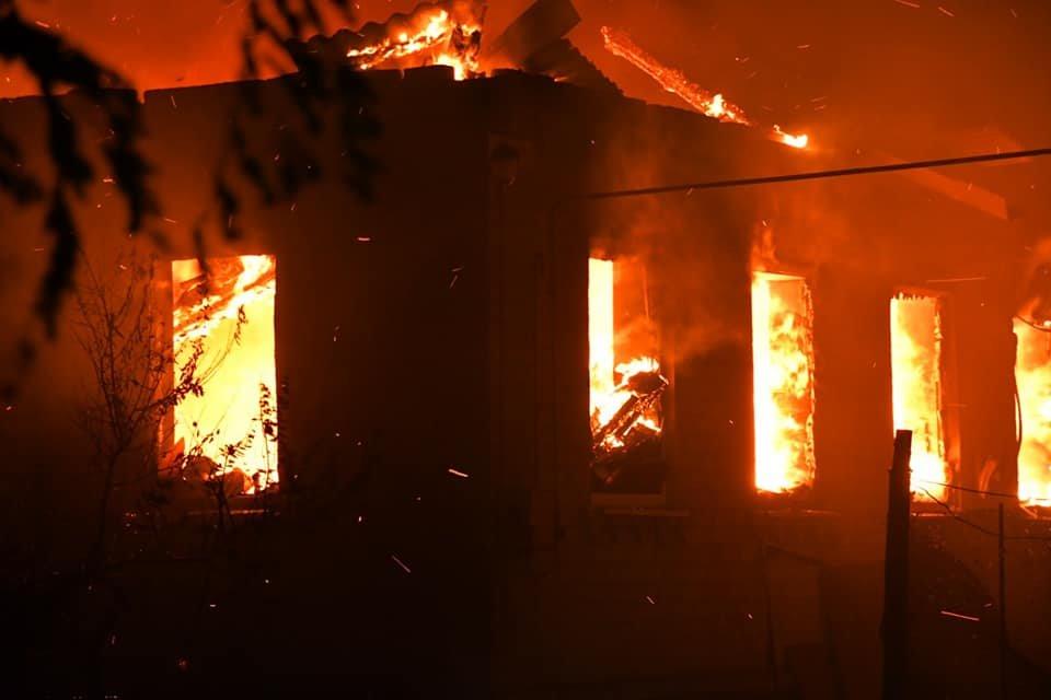 Харьковские спасатели тушат масштабные лесные пожары на Луганщине: среди жителей есть погибшие и пострадавшие, - ФОТО, фото-6
