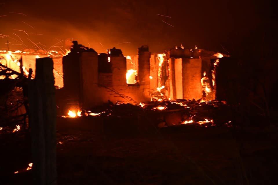 Харьковские спасатели тушат масштабные лесные пожары на Луганщине: среди жителей есть погибшие и пострадавшие, - ФОТО, фото-9