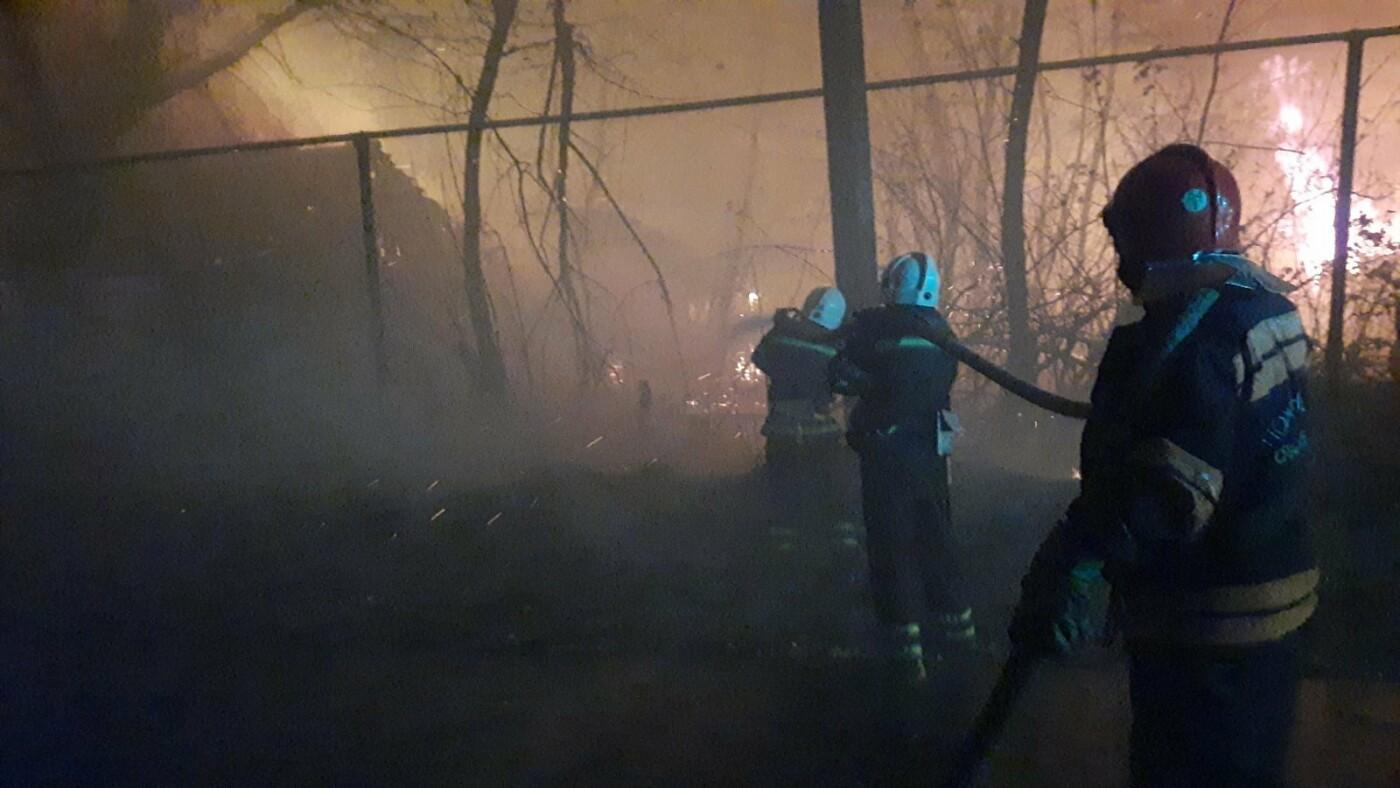 Харьковские спасатели тушат масштабные лесные пожары на Луганщине: среди жителей есть погибшие и пострадавшие, - ФОТО, фото-3