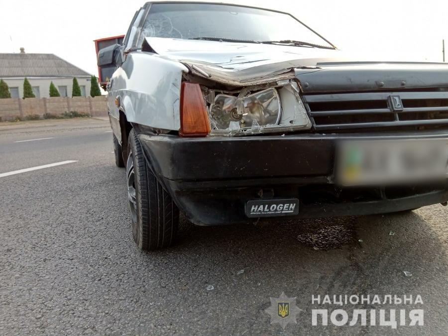 На Харьковщине под колесами легкового авто погибла женщина, переходившая дорогу по «зебре», - ФОТО, фото-3
