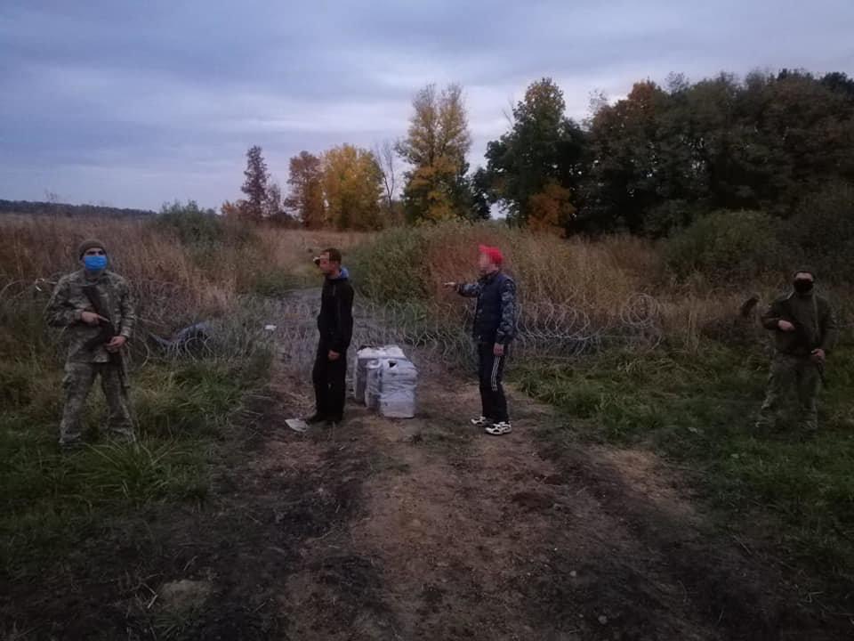 Харьковские пограничники задержали контрабандистов, которые переправляли из РФ товар на 100 тыс. грн, - ФОТО, фото-1