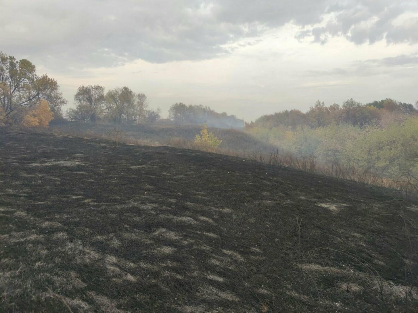 В Харьковской области спасатели потушили более трех десятков пожаров на открытых территориях, - ФОТО, фото-2