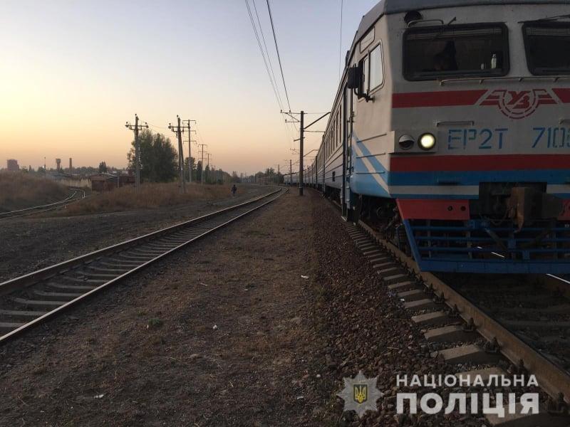 «Лежал на путях»: в харьковской полиции рассказали подробности гибели мужчины под колесами поезда, - ФОТО, фото-2