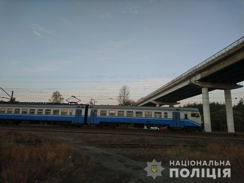 «Лежал на путях»: в харьковской полиции рассказали подробности гибели мужчины под колесами поезда, - ФОТО, фото-3