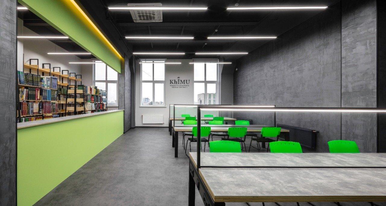 Стильная, яркая и индивидуальная мебель в стиле Loft от компании Lux-m для учебного заведения, фото-1
