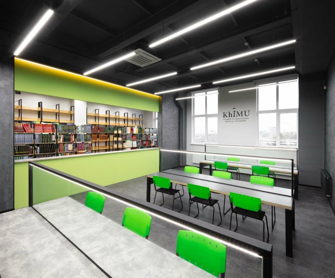 Стильная, яркая и индивидуальная мебель в стиле Loft от компании Lux-m для учебного заведения, фото-7