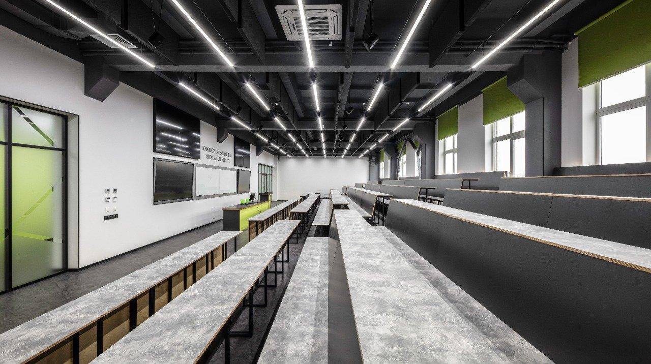 Стильная, яркая и индивидуальная мебель в стиле Loft от компании Lux-m для учебного заведения, фото-5