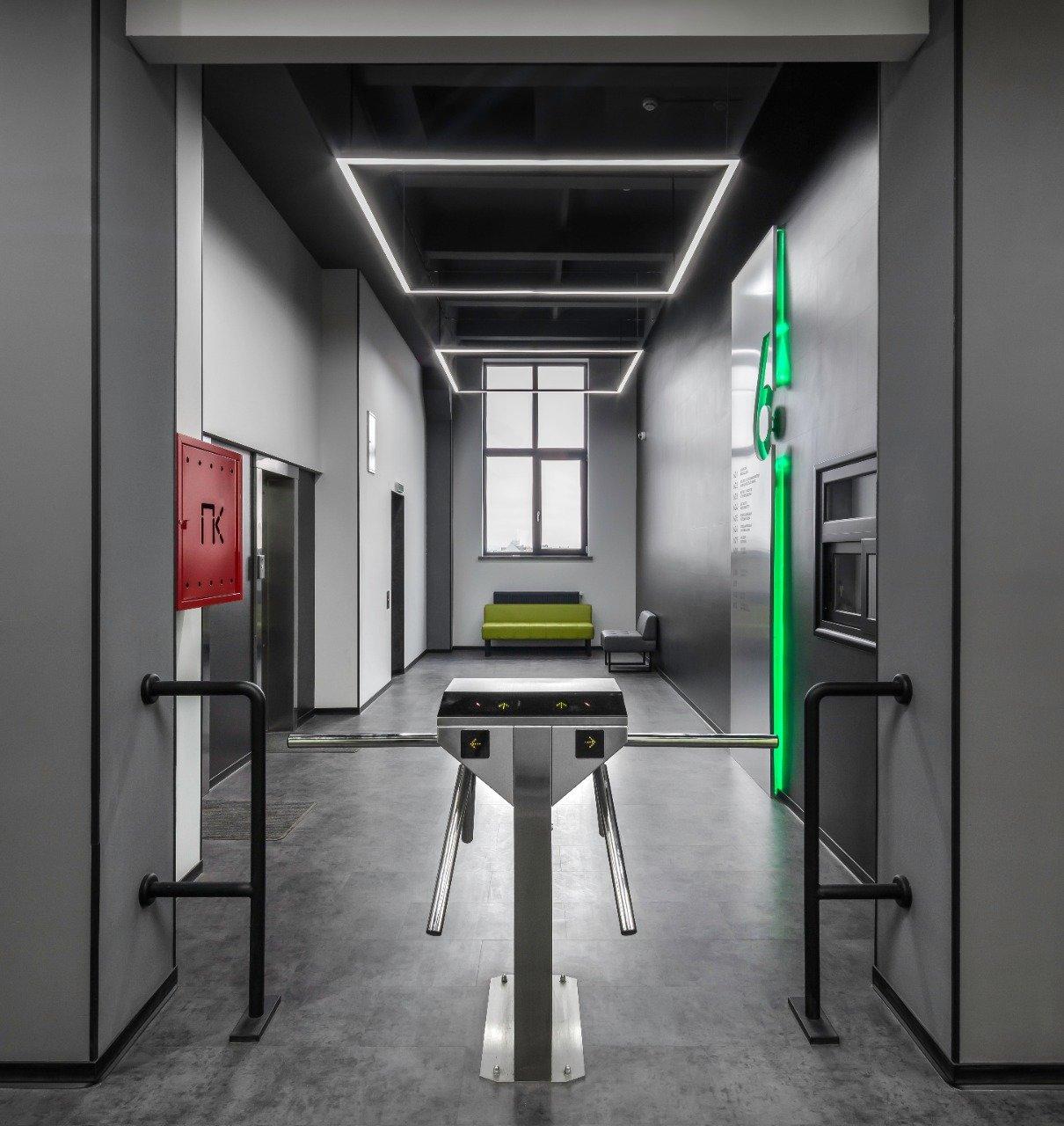 Стильная, яркая и индивидуальная мебель в стиле Loft от компании Lux-m для учебного заведения, фото-8