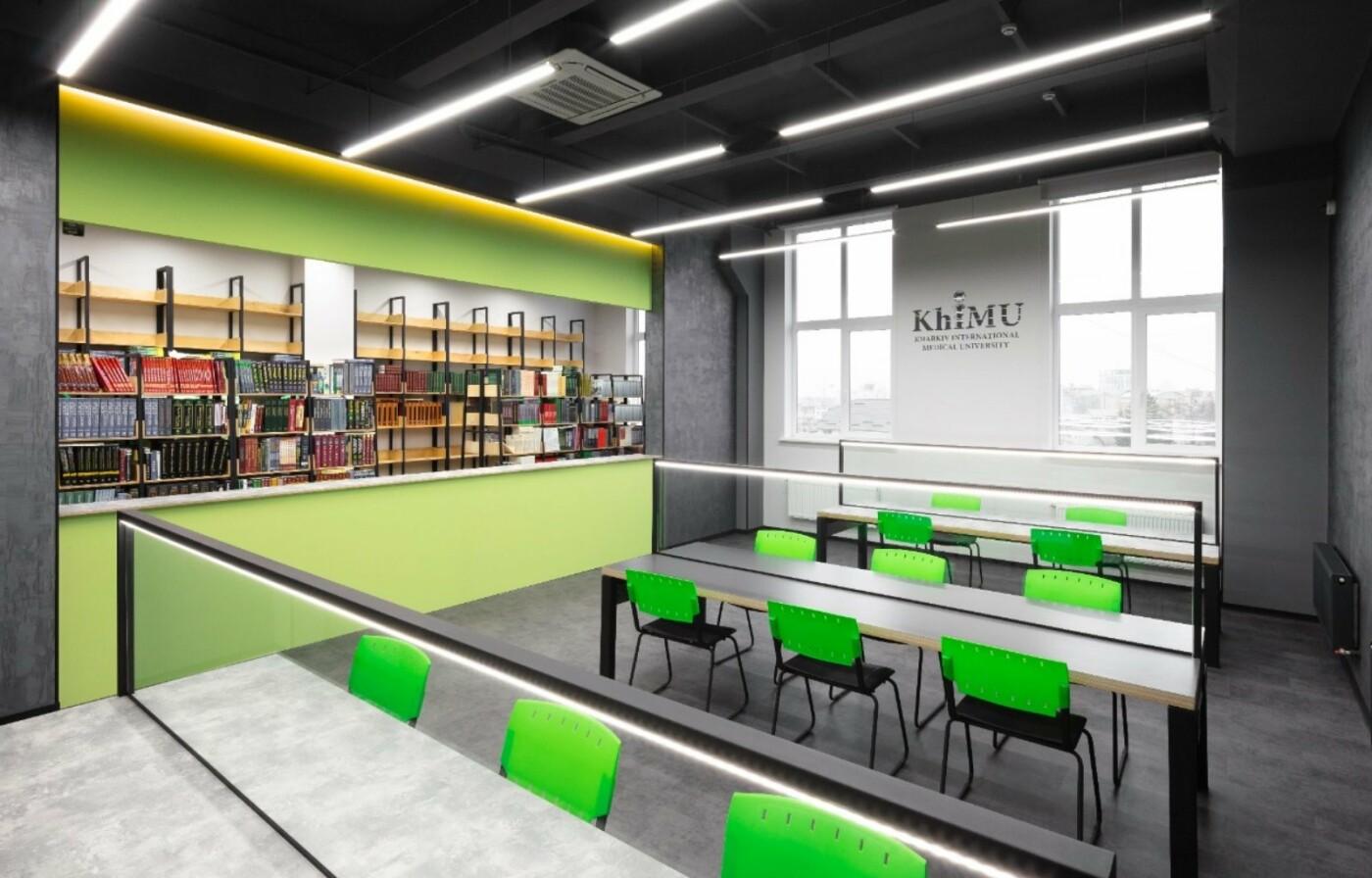 Стильная, яркая и индивидуальная мебель в стиле Loft от компании Lux-m для учебного заведения, фото-4