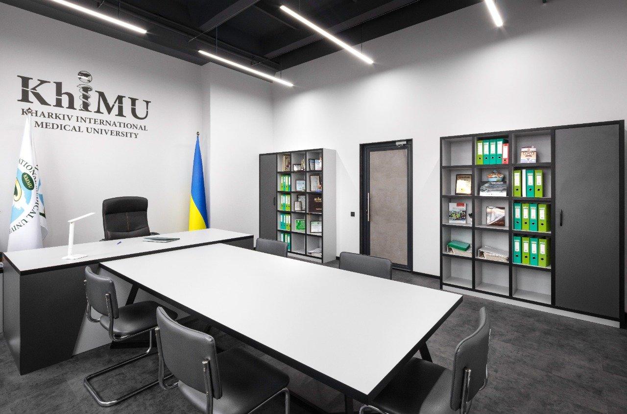 Стильная, яркая и индивидуальная мебель в стиле Loft от компании Lux-m для учебного заведения, фото-10