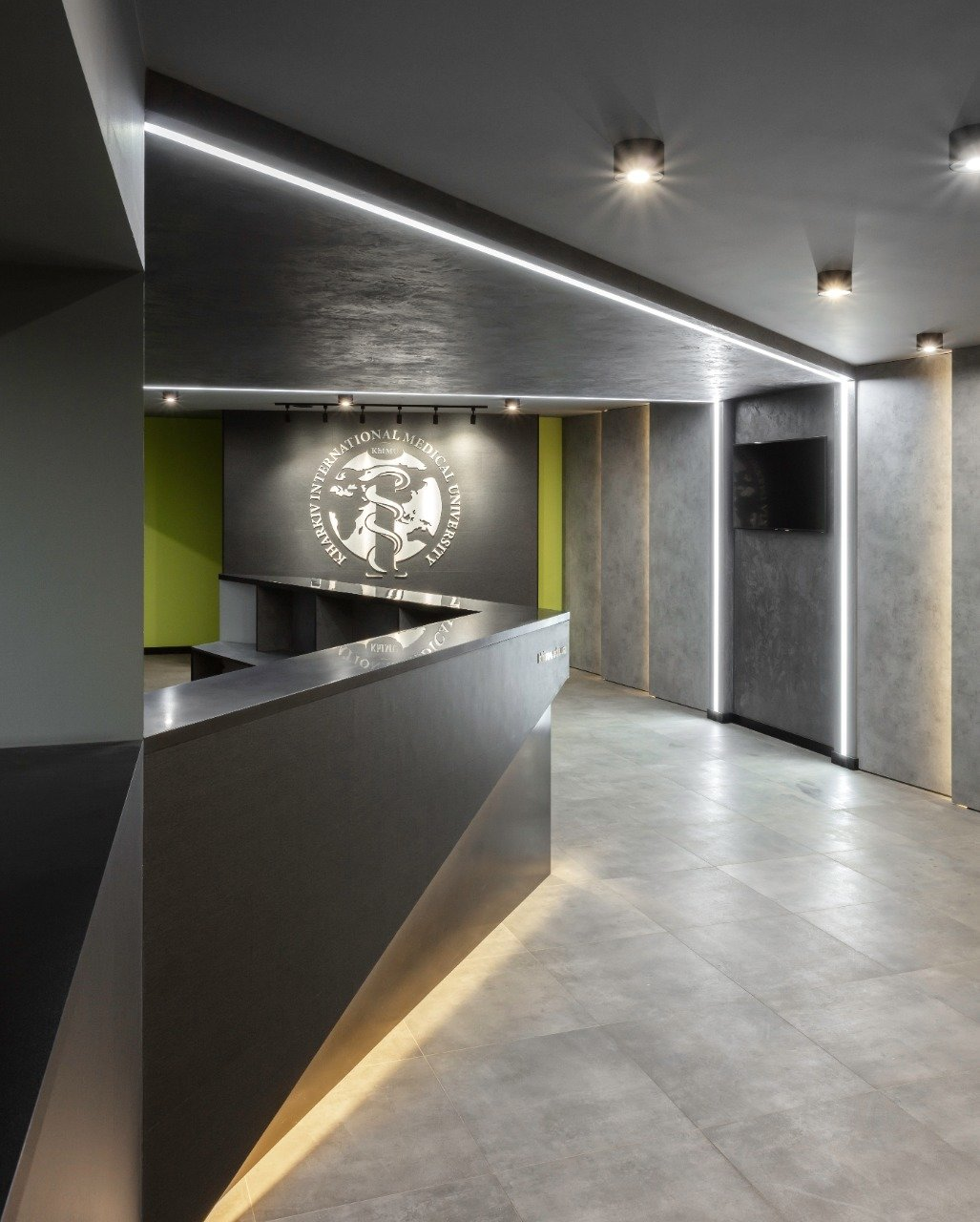 Стильная, яркая и индивидуальная мебель в стиле Loft от компании Lux-m для учебного заведения, фото-11