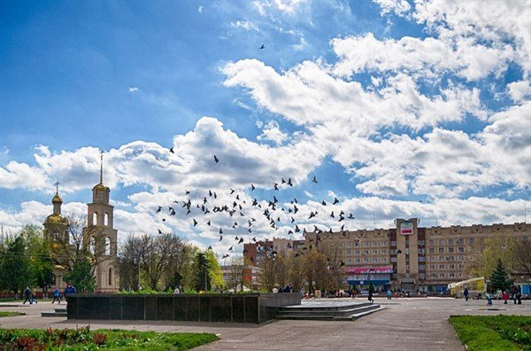 День Защитника Украины. Харьковчанам пора научиться любить свою страну, фото-1