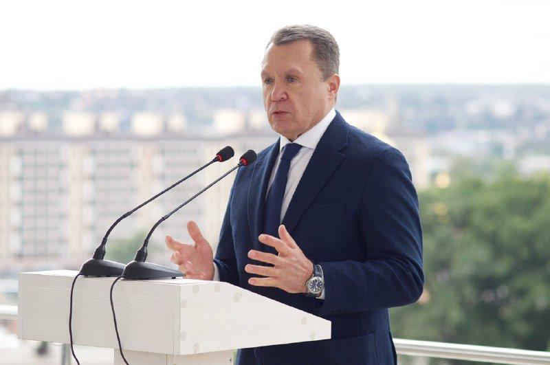 Владимир Семиноженко о состоянии экономики Украины, создании рабочих мест и модернизации производств., фото-1