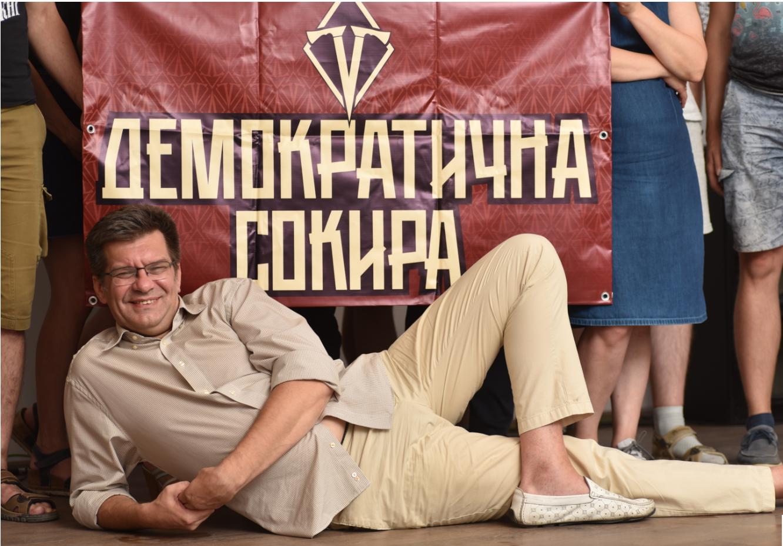 «Я не собираюсь продавать Харьков, я хочу в нём жить», - кандидат в мэры от «Д7» Никита Соловьёв, фото-2