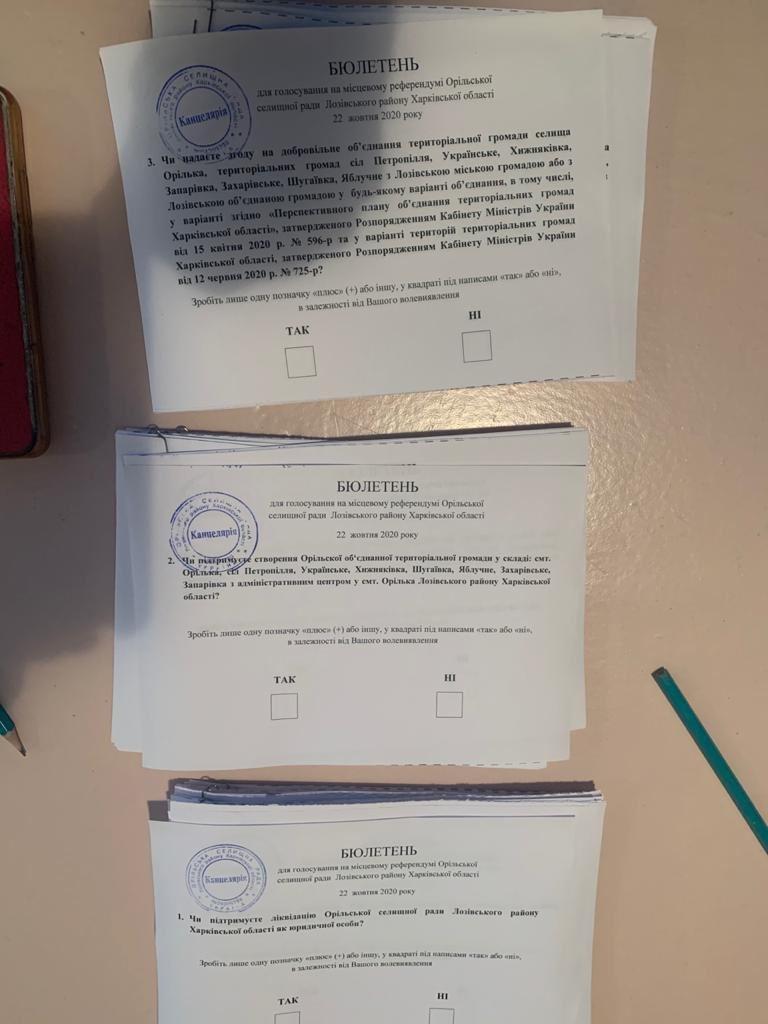 На Харьковщине пытались провести незаконный референдум для захвата власти, - ФОТО, фото-4