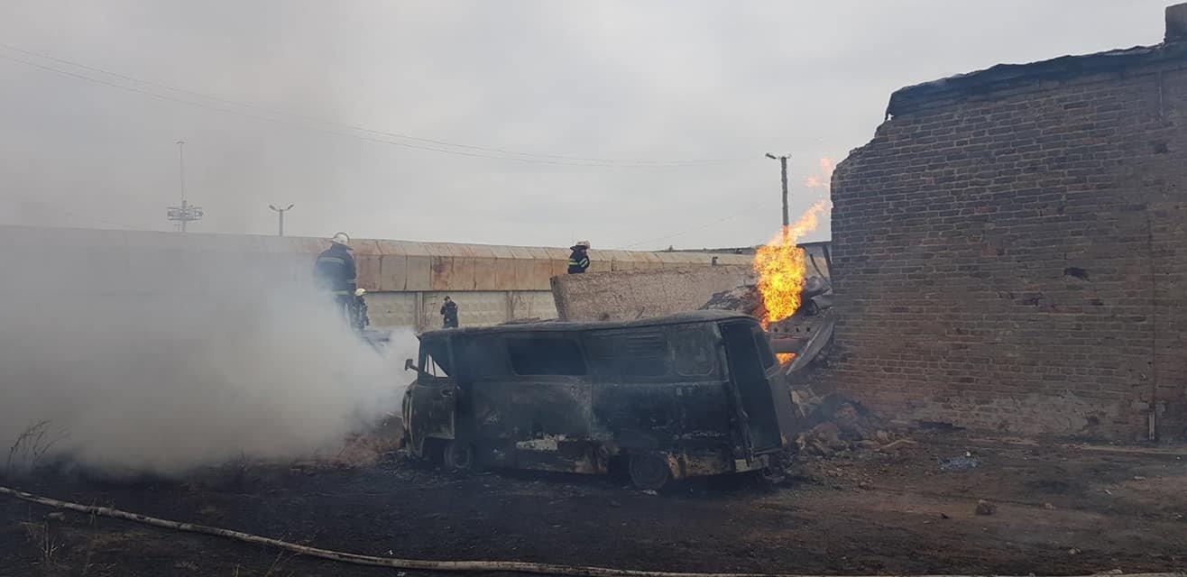 Под Харьковом на газораспределительной станции прогремел взрыв: есть погибшие и пострадавшие, - ФОТО, фото-1