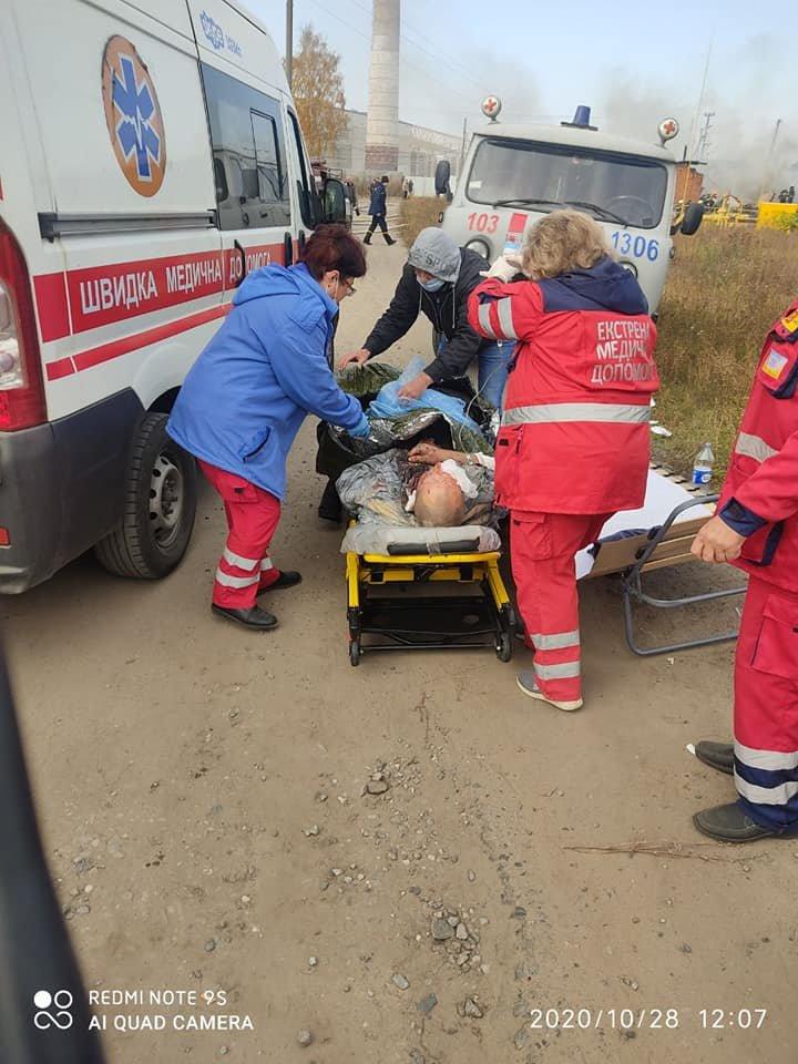 Под Харьковом на газораспределительной станции прогремел взрыв: есть погибшие и пострадавшие, - ФОТО, фото-4