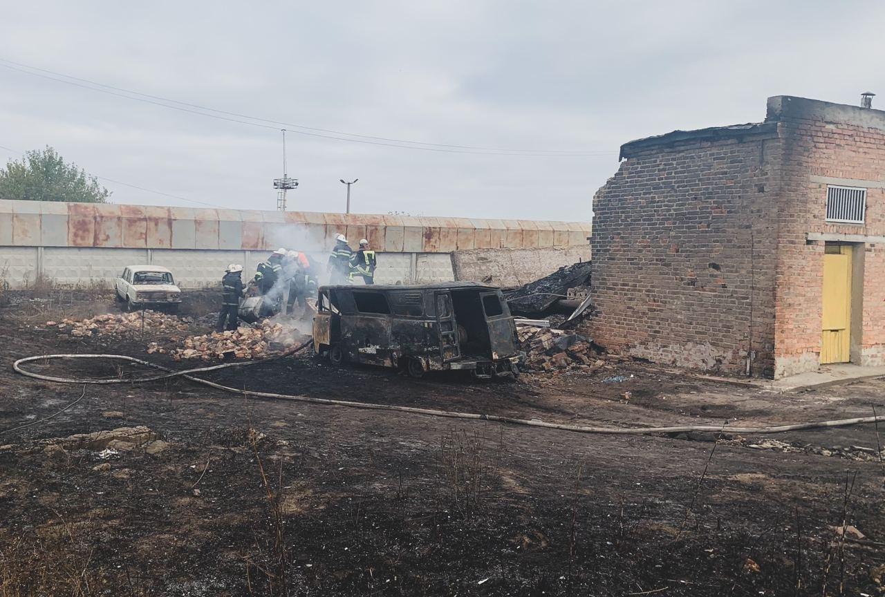 Взрыв под Харьковом: без газа остались несколько тысяч человек, - ФОТО, фото-2